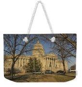 Missouri Capital Building Jefferson City Dsc00653 Weekender Tote Bag