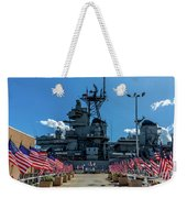 Missouri Exhibit Entrance Weekender Tote Bag