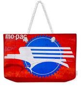 Missouri Pacific Weekender Tote Bag