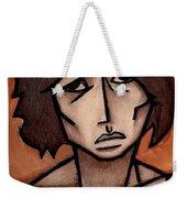 Missy Weekender Tote Bag by Thomas Valentine