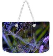 Mist In The Web  Weekender Tote Bag