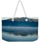 Mist On Lake Atitlan Guatemala Weekender Tote Bag