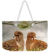 Mistletoe Magic Weekender Tote Bag