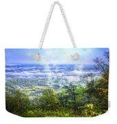 Mists In The Valley Weekender Tote Bag