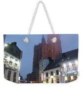 Misty Cathedral Weekender Tote Bag