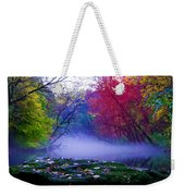 Misty Creek Weekender Tote Bag