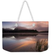 Misty Dawn Weekender Tote Bag