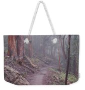 Cloud Forest- Mount Sutro Weekender Tote Bag