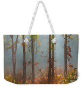 Misty Indian Morning Weekender Tote Bag