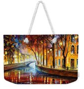 Misty Melody Weekender Tote Bag