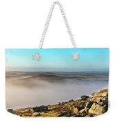 Misty Moor Weekender Tote Bag