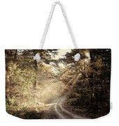 Misty Mountain Road Weekender Tote Bag