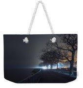 Misty Night Weekender Tote Bag