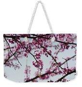 Misty Spring Morning Weekender Tote Bag