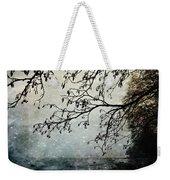 Misty Tide Weekender Tote Bag