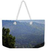 Misty Virginia Morning Weekender Tote Bag by Teresa Mucha