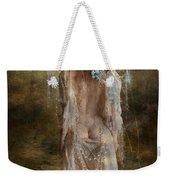 Misty Woods Weekender Tote Bag