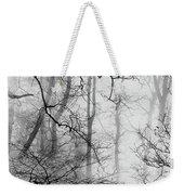 Misty Woods, Whitley Mill Weekender Tote Bag