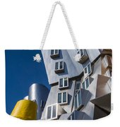 Mit Stata Center Cambridge Ma Kendall Square M.i.t. Weekender Tote Bag