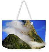 Mitre Peak Weekender Tote Bag