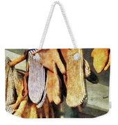Mittens In General Store Weekender Tote Bag