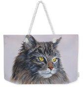 Mitze Maine Coon Cat Weekender Tote Bag