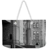 Mixed Architecture Weekender Tote Bag