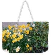 Mixed Daffodils Weekender Tote Bag