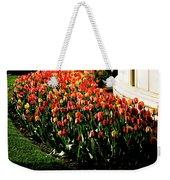 Mixed Tulips Weekender Tote Bag