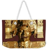 Mixtec: God Of The Dead Weekender Tote Bag