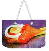 Mmmm Lollipop Weekender Tote Bag