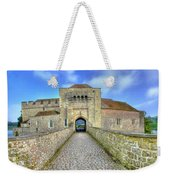 Moat House Leeds Castle Weekender Tote Bag