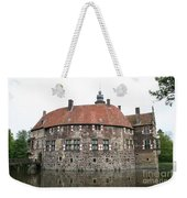 Moated Castle Vischering Weekender Tote Bag