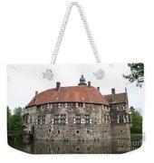 Moated Castle Vischering Weekender Tote Bag