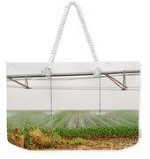 Mobile Irrigation Robot  Weekender Tote Bag