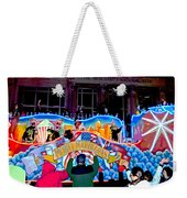 Mobile Mardi Gras Weekender Tote Bag