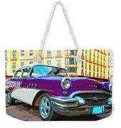 Moby Grape Weekender Tote Bag