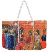 Mockery Of Christ 1311 Weekender Tote Bag