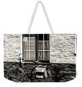 Mode Of Transport In Bruges Weekender Tote Bag