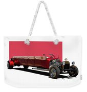 Model A Ford Limousine Weekender Tote Bag
