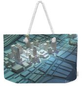 Model City 2 Weekender Tote Bag