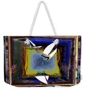 Model Sailboats Weekender Tote Bag