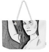Model Shanna Weekender Tote Bag