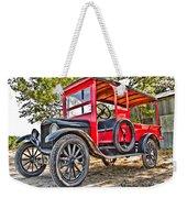 Model T Delivery Weekender Tote Bag