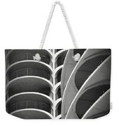 Modern Architecture Chicago Weekender Tote Bag