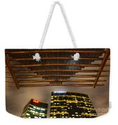 Modern Architecture In Lima Peru Weekender Tote Bag