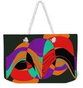 Modern Art 2 Weekender Tote Bag