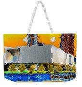 Modern Art Weekender Tote Bag