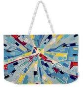 Modern Art One Weekender Tote Bag