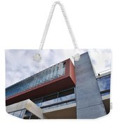 Modern Building Architecture Angles Weekender Tote Bag